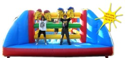 Bouncy Boxing for Super-Size fun!